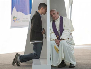pope-hears-confessions